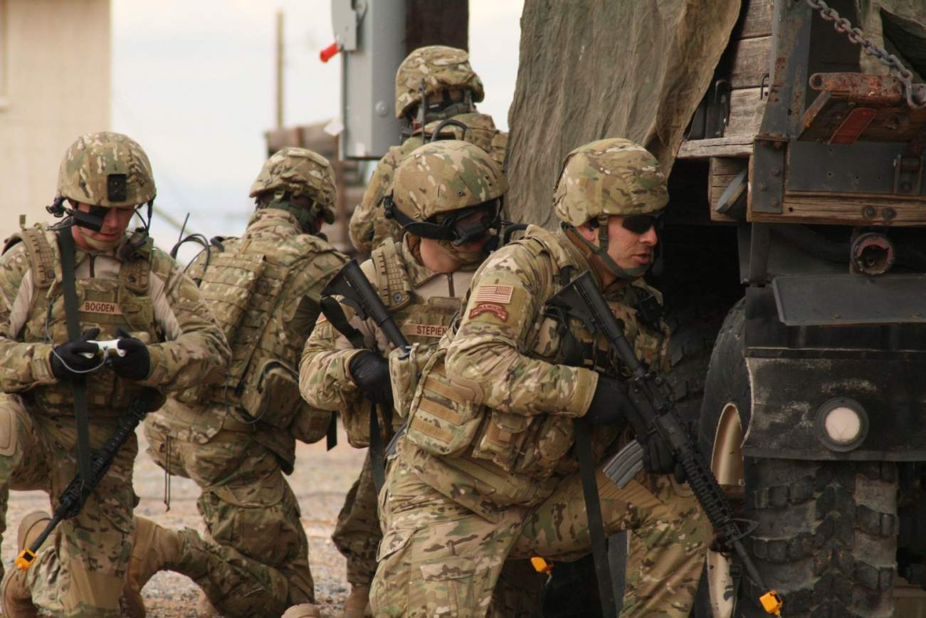 Is the Army's Multicam Camouflage Good or a Just Trend?