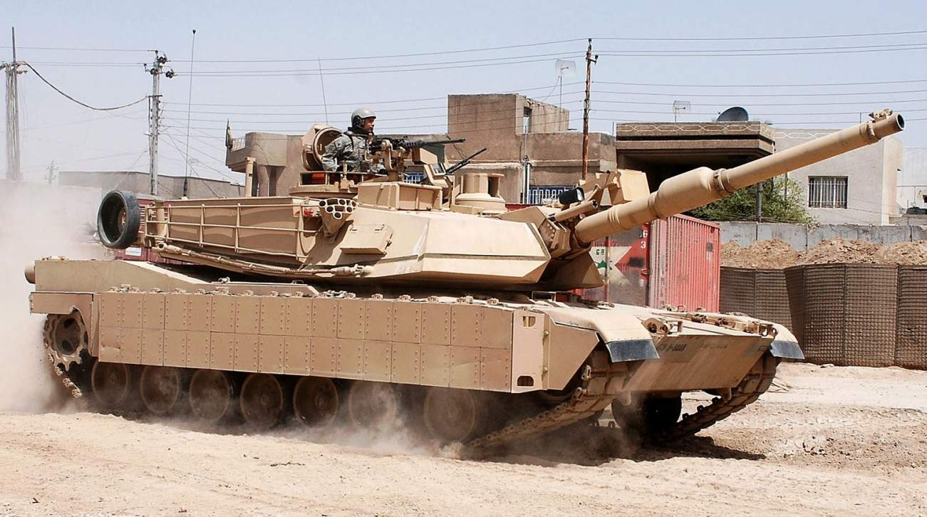 What Ever Happened to the M1 Abrams Tank Super Bullet?