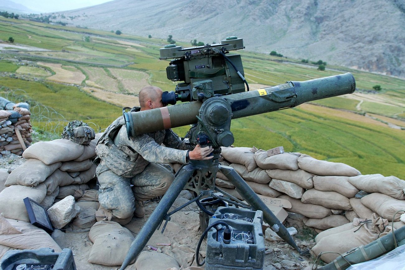 Can't Kill Tanks? America's Famous TOW Missile May Be in Trouble