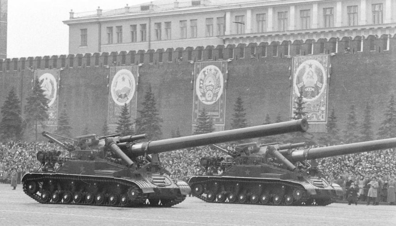 The Soviets Had a Crazy 2A3 Nuclear Bomb Cannon