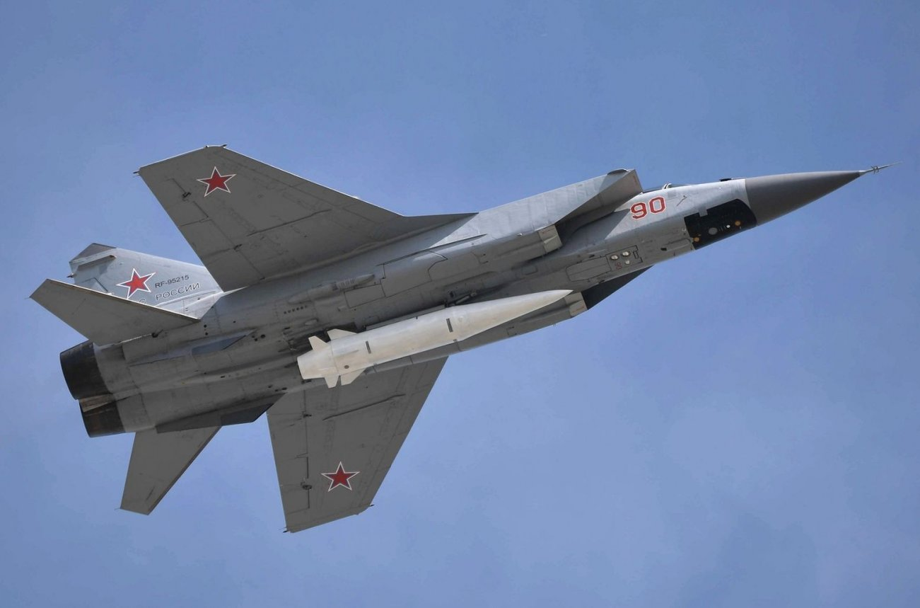 Russia Has Made Some Dangerous Changes to Its Zircon Hypersonic Missile