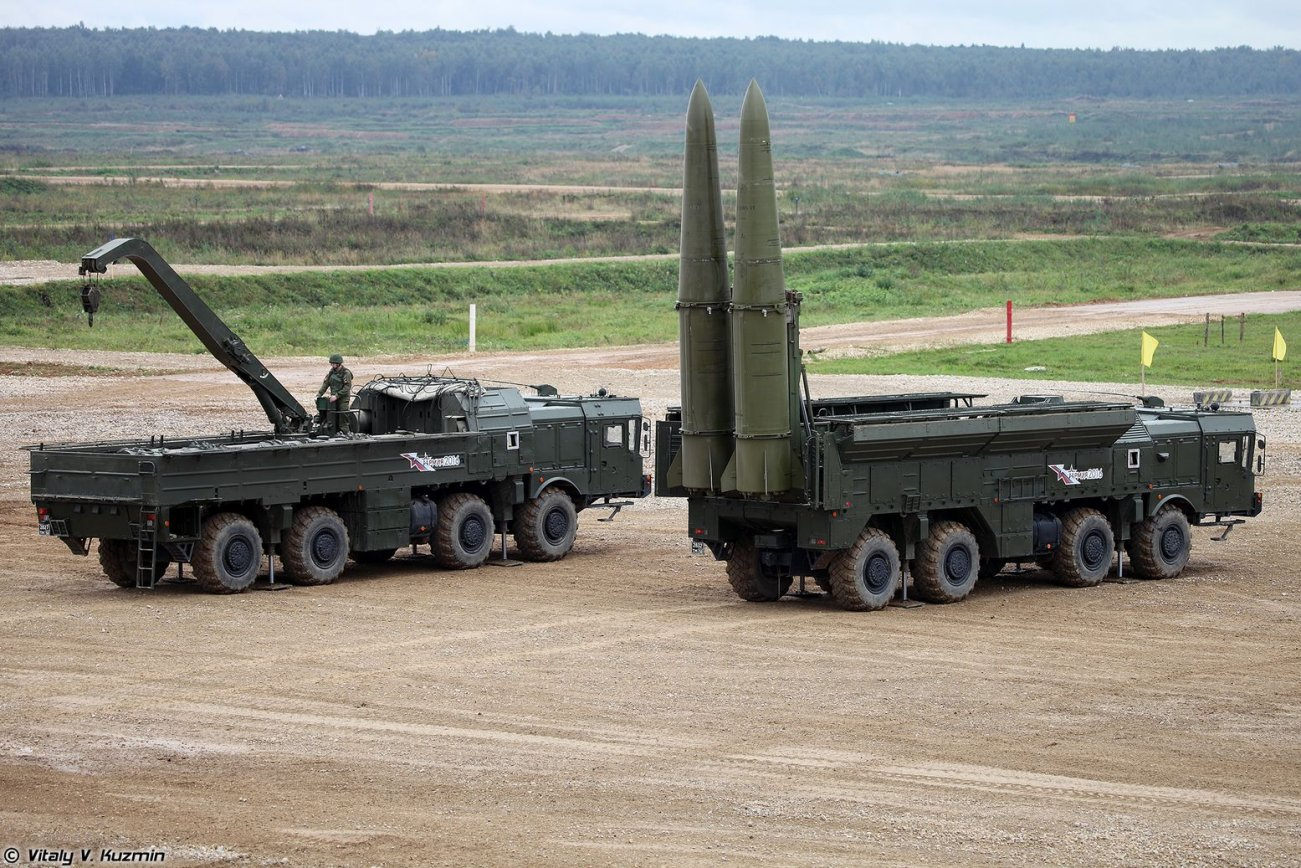 Russia's Iskander Missiles Are a Real Threat to NATO's Navies