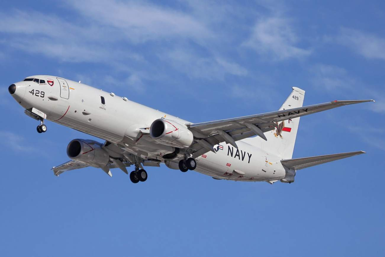 See This Plane? It Would Try to Sink China's Submarines In a War
