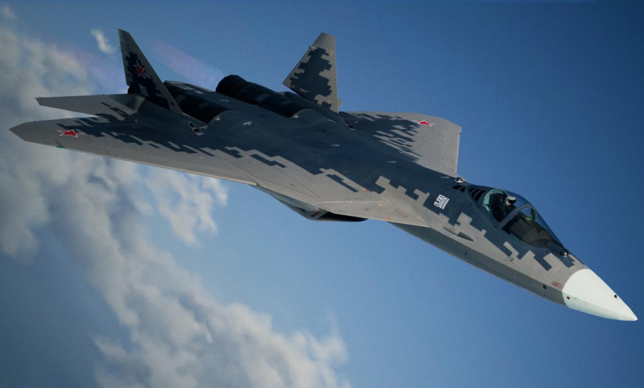 Stealth War: Is America's F-22 Raptor or Russia's Su-57 Better?