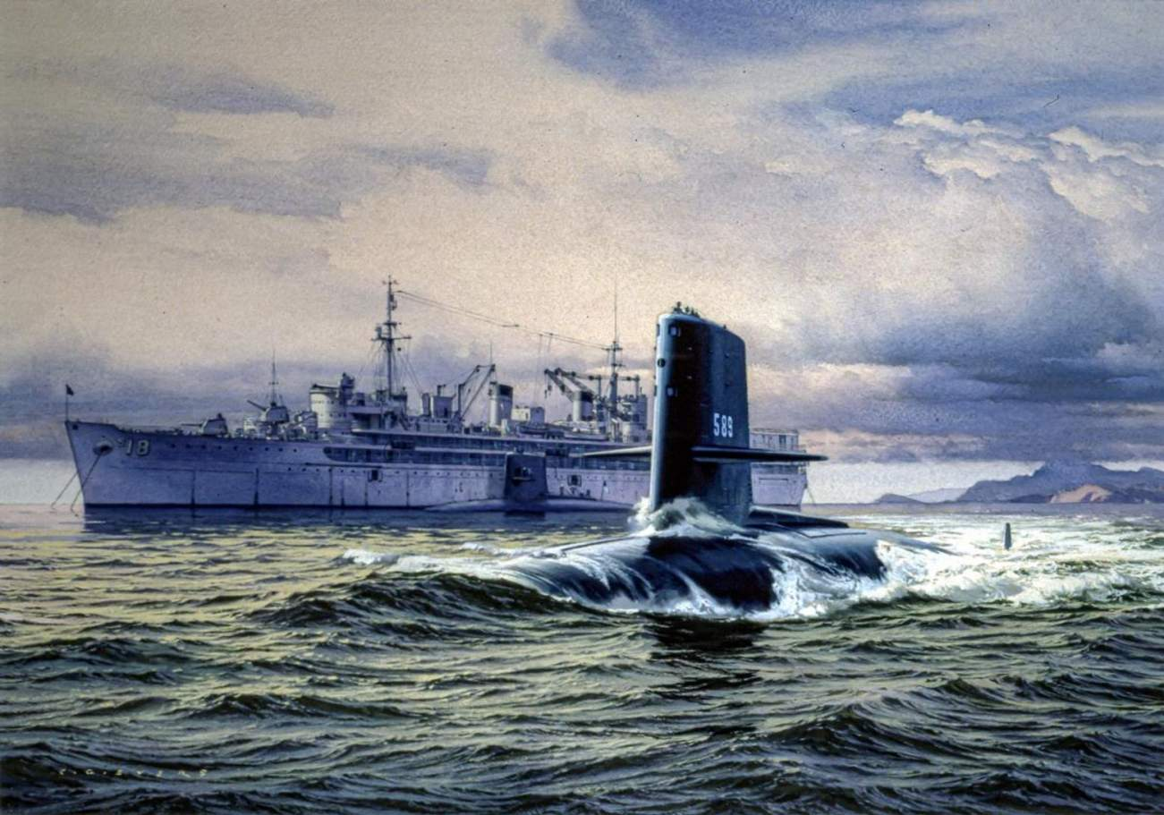The Story of the USS Scorpion—the Navy Spy Sub That Never Returned Home