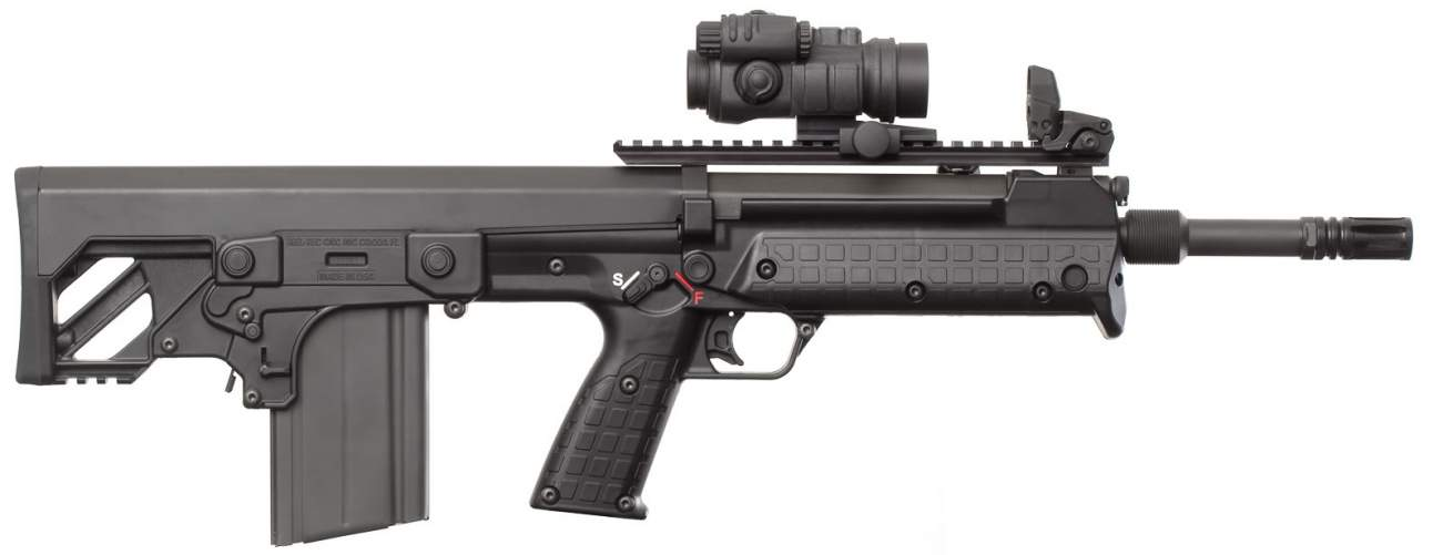 Kel-Tec's Forward-Ejecting Bullpup Rifle: Everything We Know
