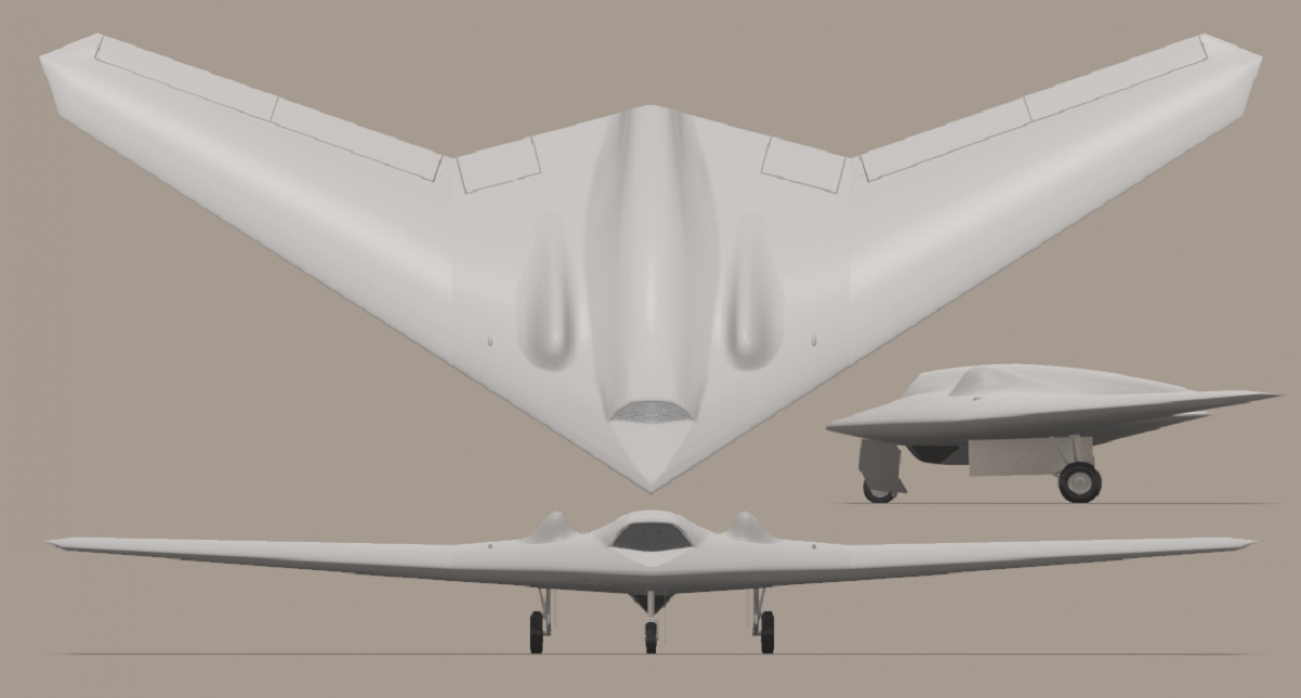 Are U.S. Stealth Drones Flying Around Iran?