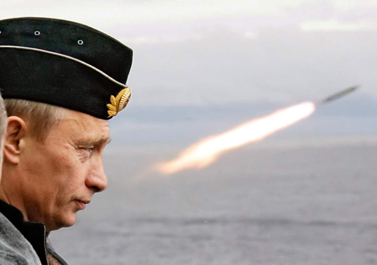 RIP, Aircraft Carriers: Russia is Planning Anti-Ship Missile Ambushes
