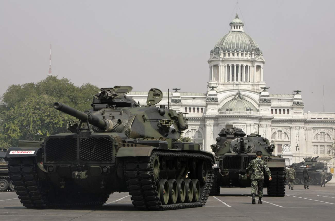 Thailand Takes Advantage of China's Arms Market | The