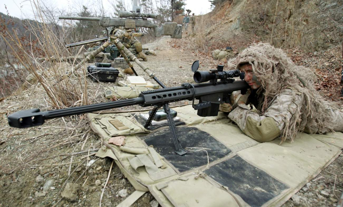 The Marines' Sniper Rifle Finally Got An Upgrade (Too Bad They Hate It)