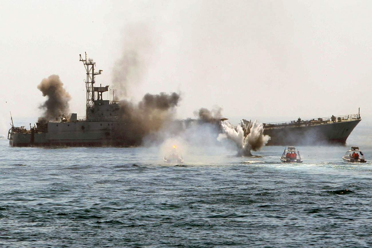 Iran Just Proved One Thing: The Royal Navy Is In Serious Decline