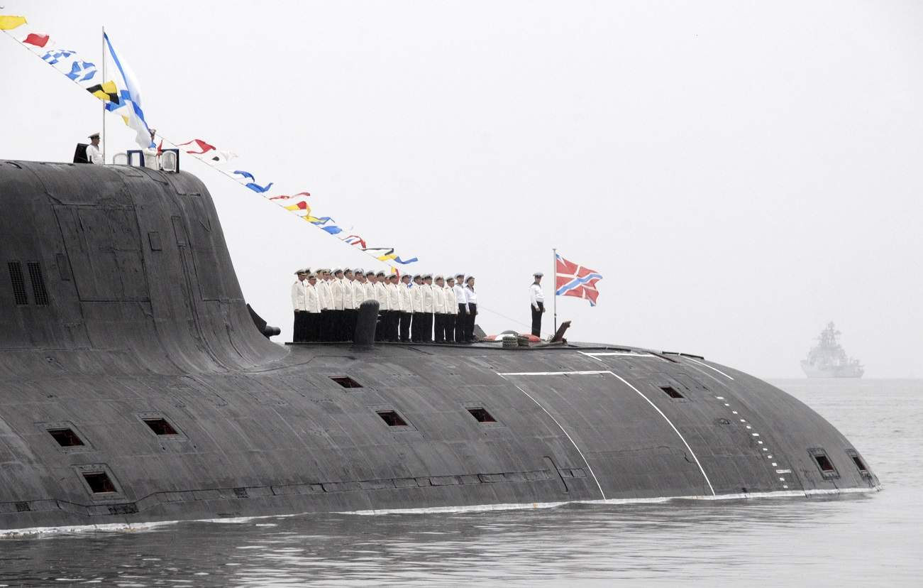 Is Russia's Submarine Force Dying?