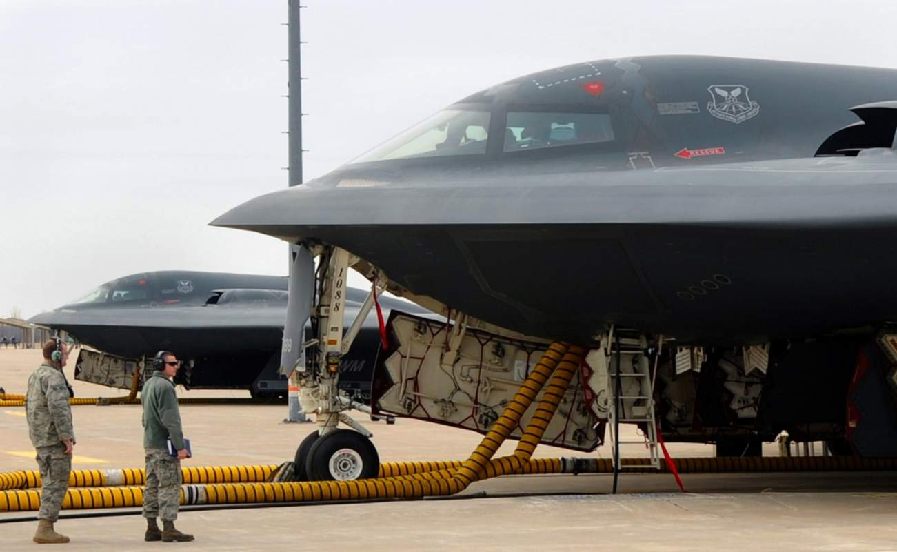 The Air Force's B-21 'Raider' Stealth Bomber: Simply Unbeatable?