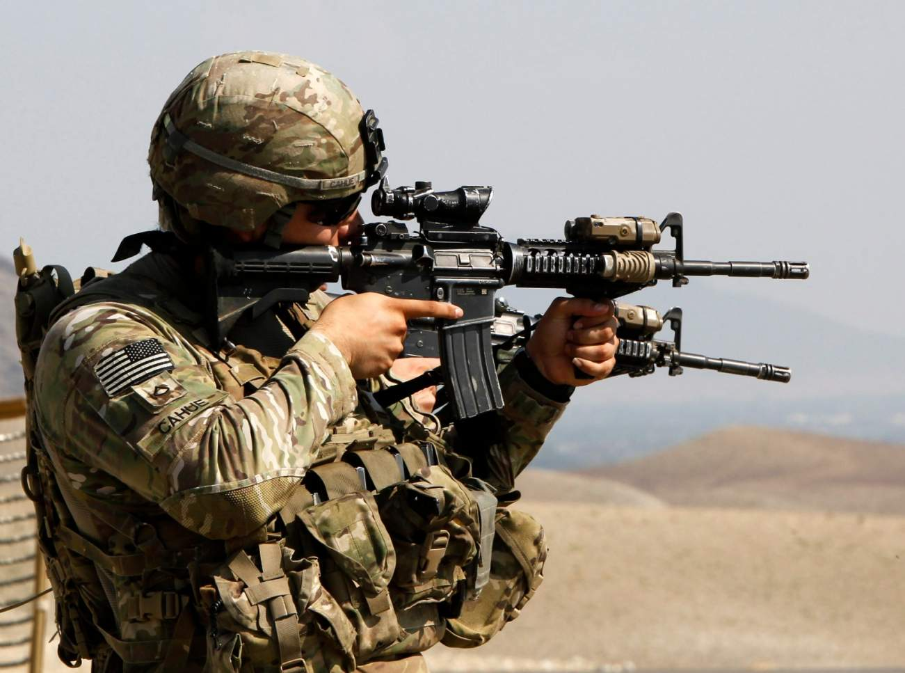 The Army's Next Rifle Will Destroy Everything In Its Path