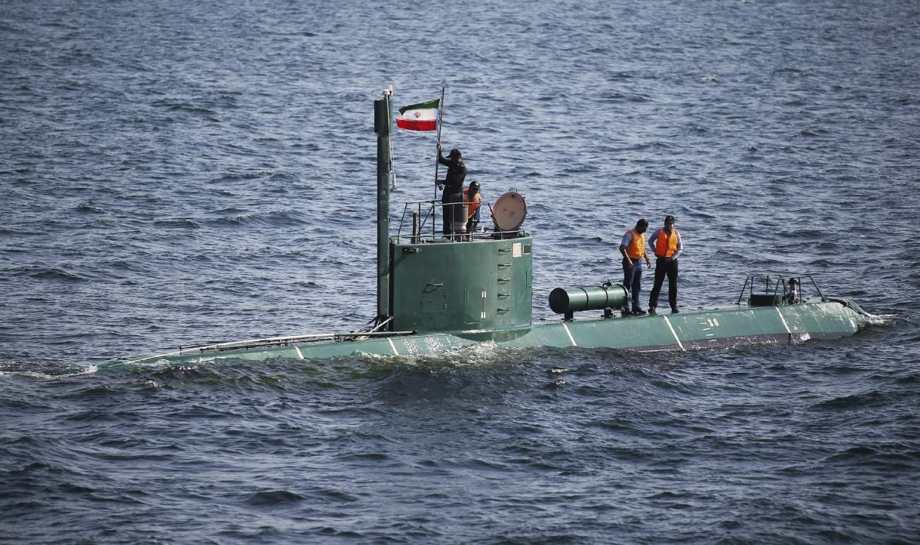 Iran's Submarines: Could They Sink the U.S. Navy in a War?