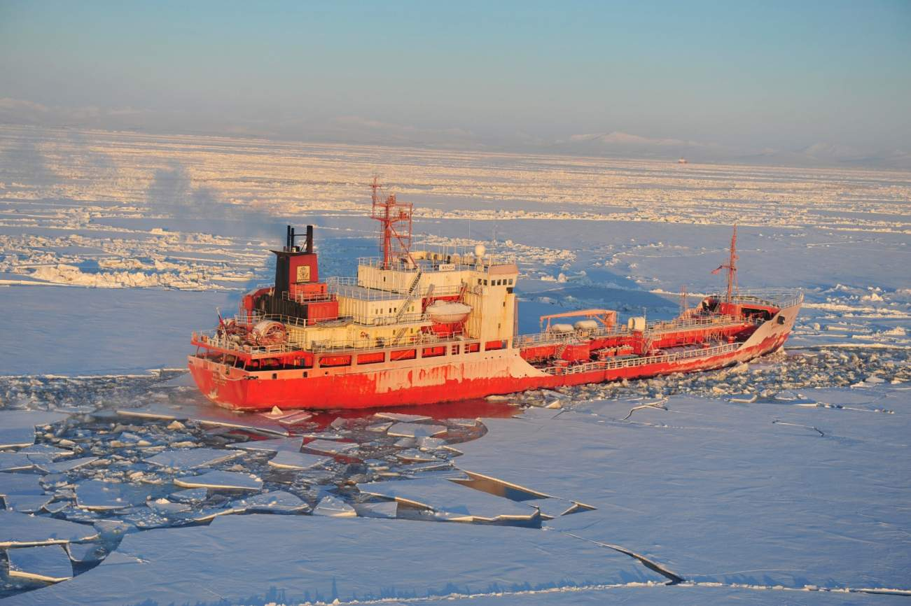 Is Russia Preparing For An Invasion of This Important Piece of the Arctic?