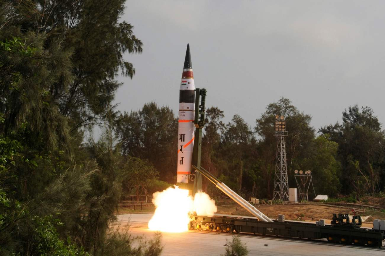 India's Nuclear Weapons Arsenal Keeps Getting Bigger and Bigger