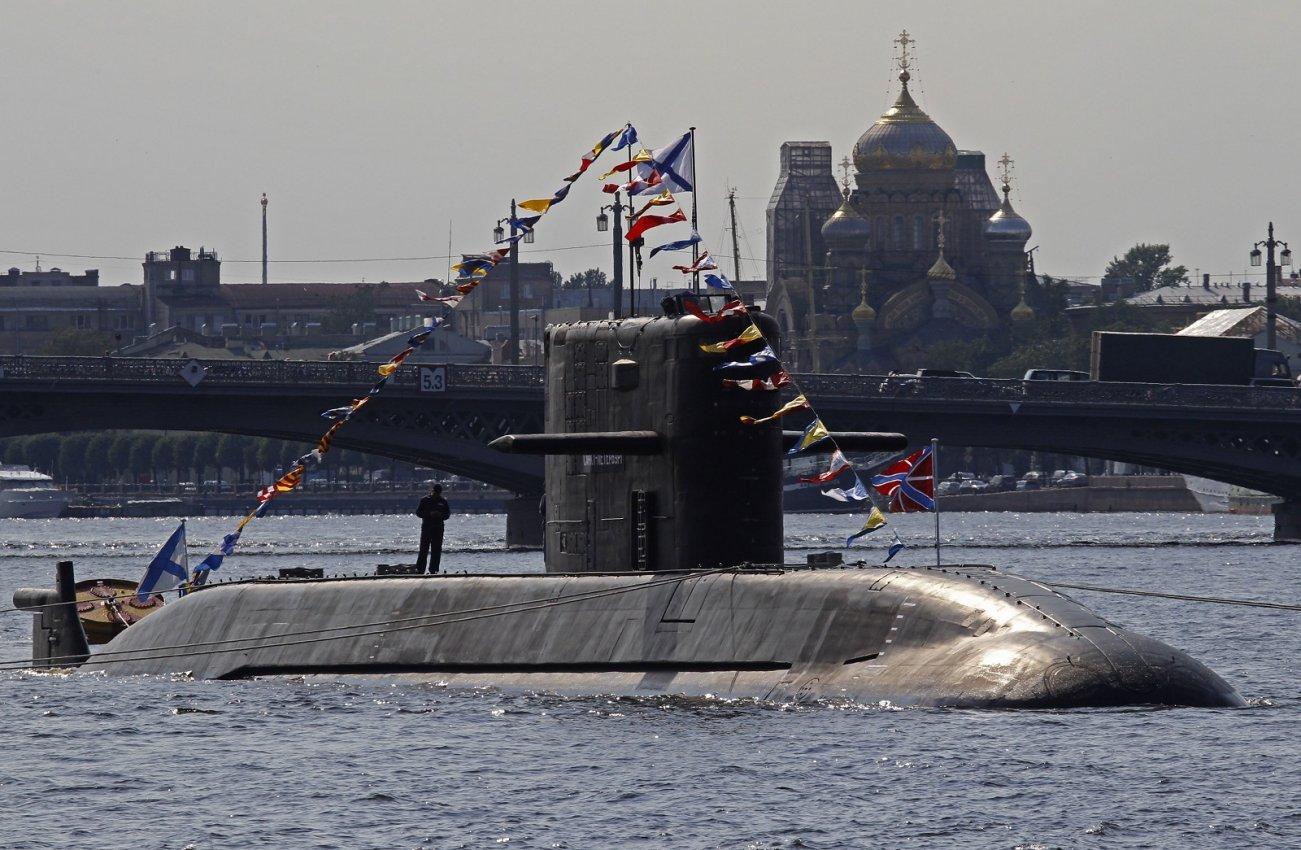 The Russian Navy: A Submarine Powerhouse?