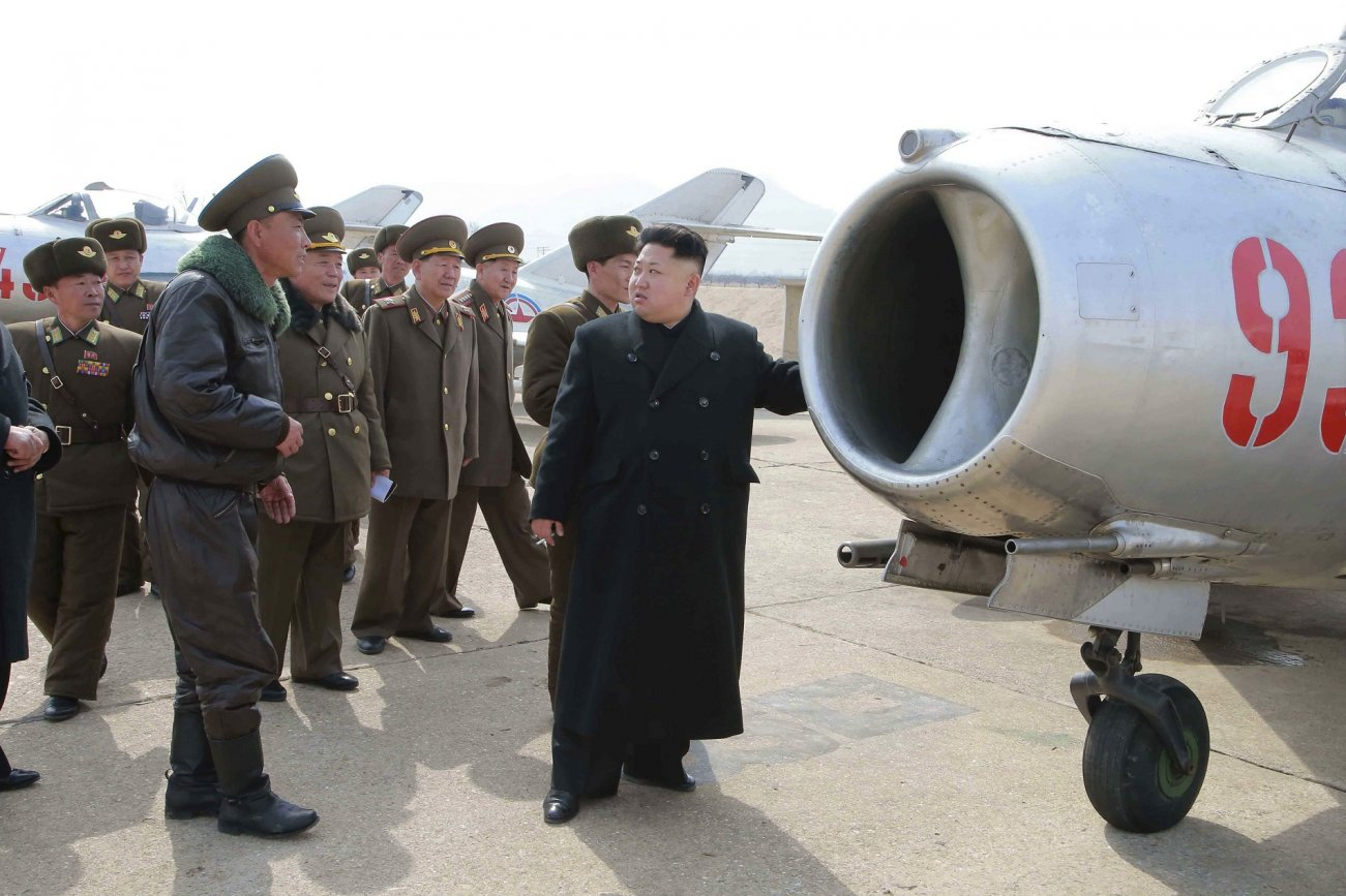 How North Korea Would Wage War Against America (Think Underground Air Bases)