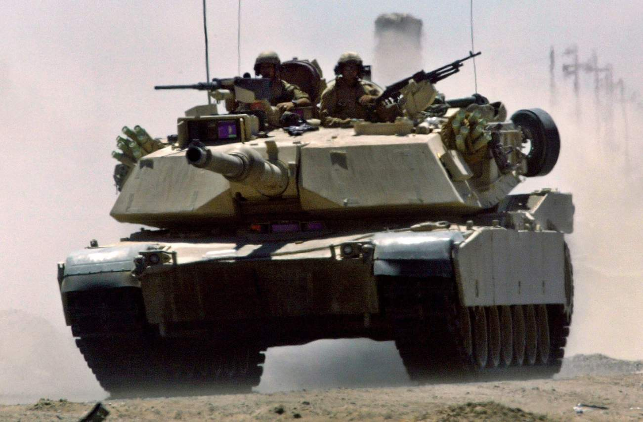 America's M1 Abrams Tank Is Now 40 Years Old: Still the Best on the Planet?
