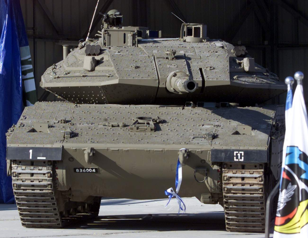 The Merkava Tank Is Why No Army Wants To Mess With Israel