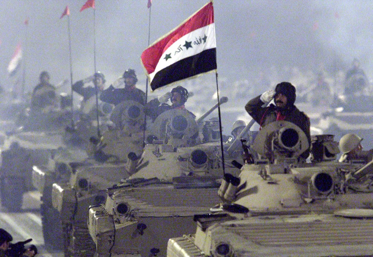 Where Would America Be If It Never Invaded Saddam Hussein's Iraq?