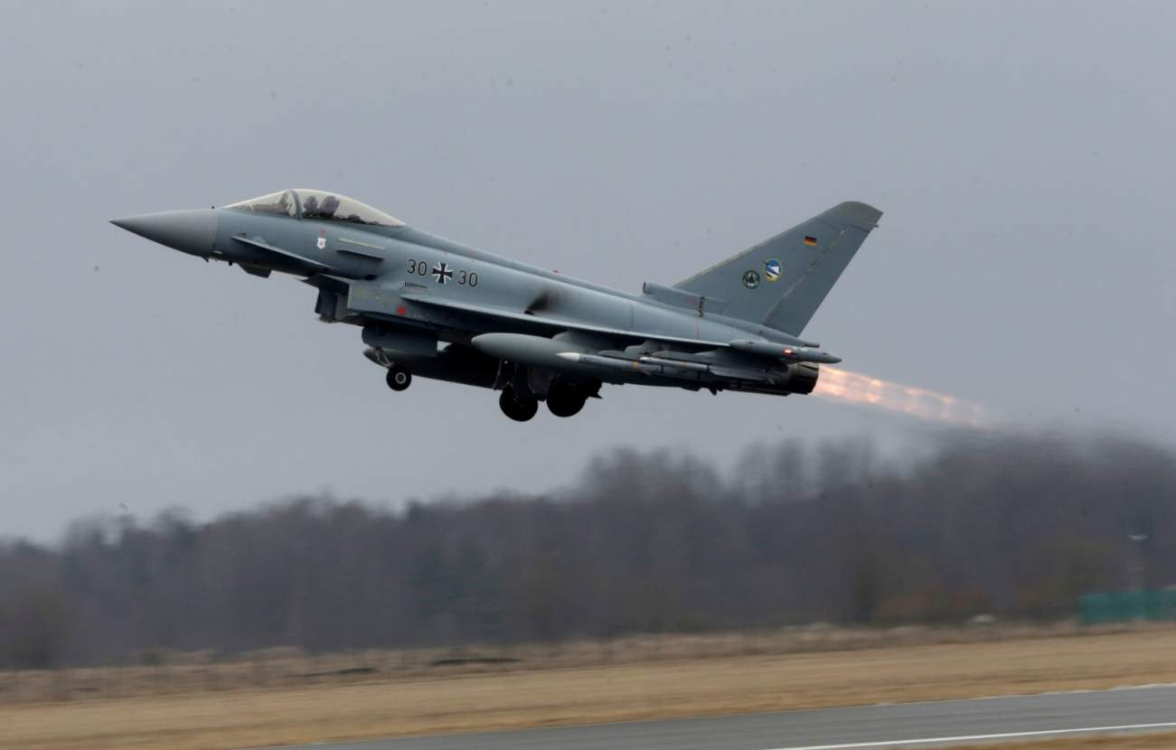 Germany Is Running Out Of Time To Save Its Air Force