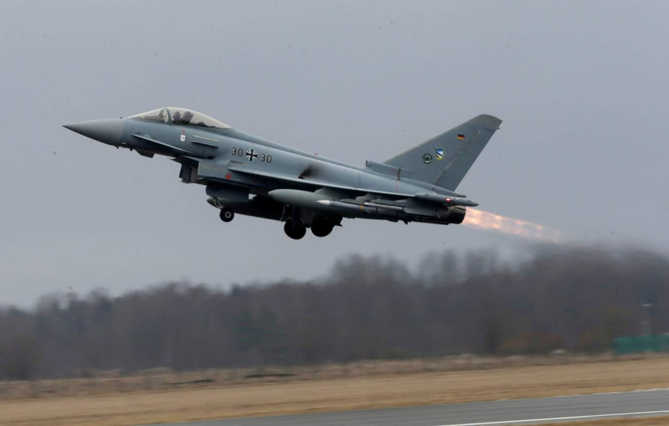 Germany's Air Force Has a Serious Problem