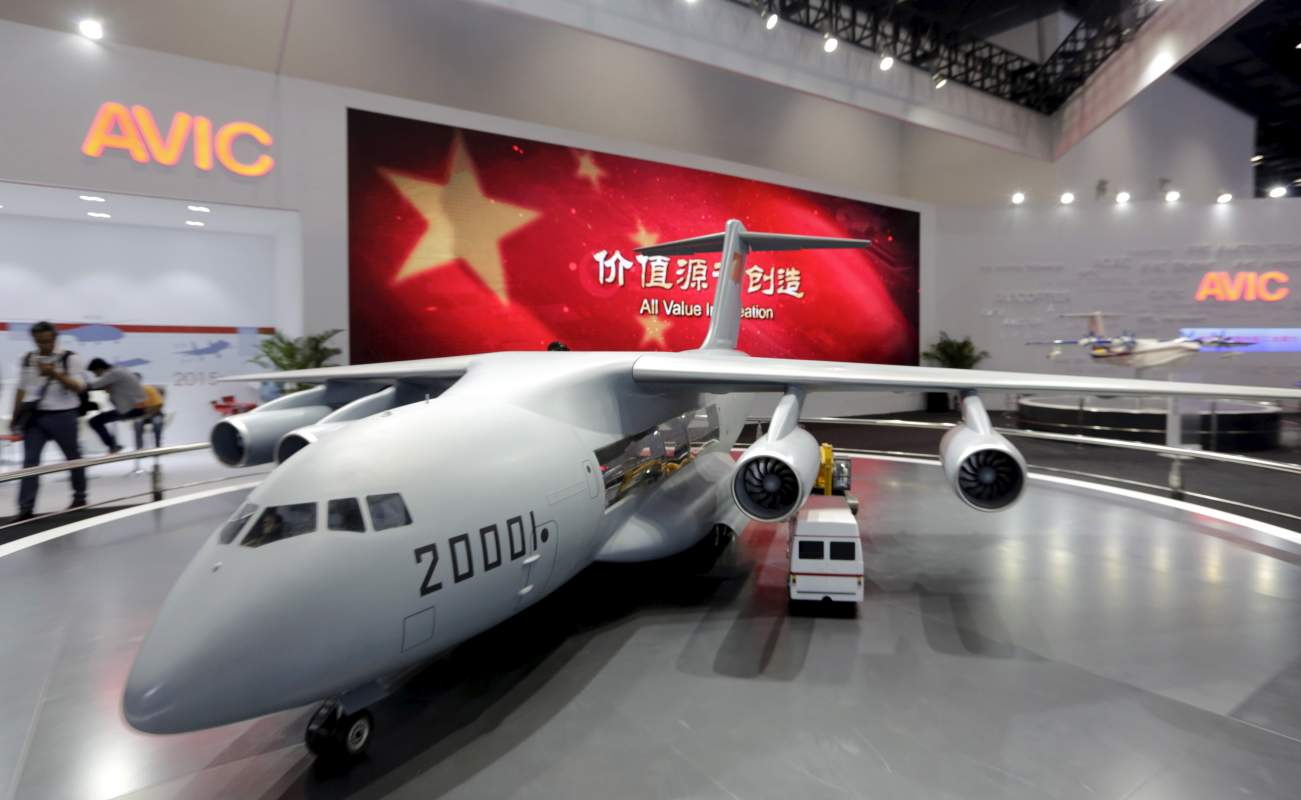 Who Cares About China's Stealth Fighter or Aircraft Carriers. This Is the Plane America Needs to Fear.