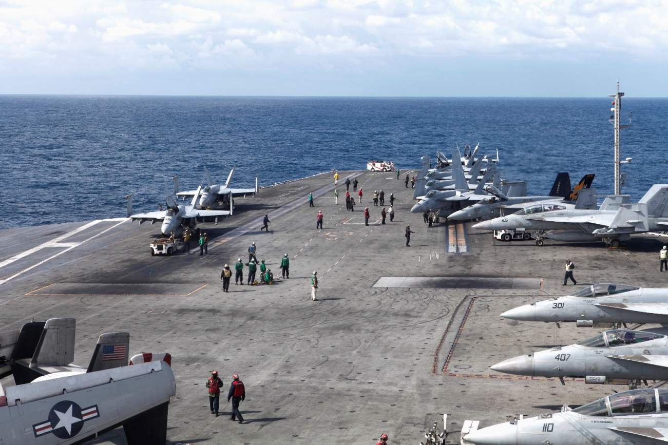 Yes, Russia or China Could Sink a U.S. Navy Aircraft Carrier. Here's How.