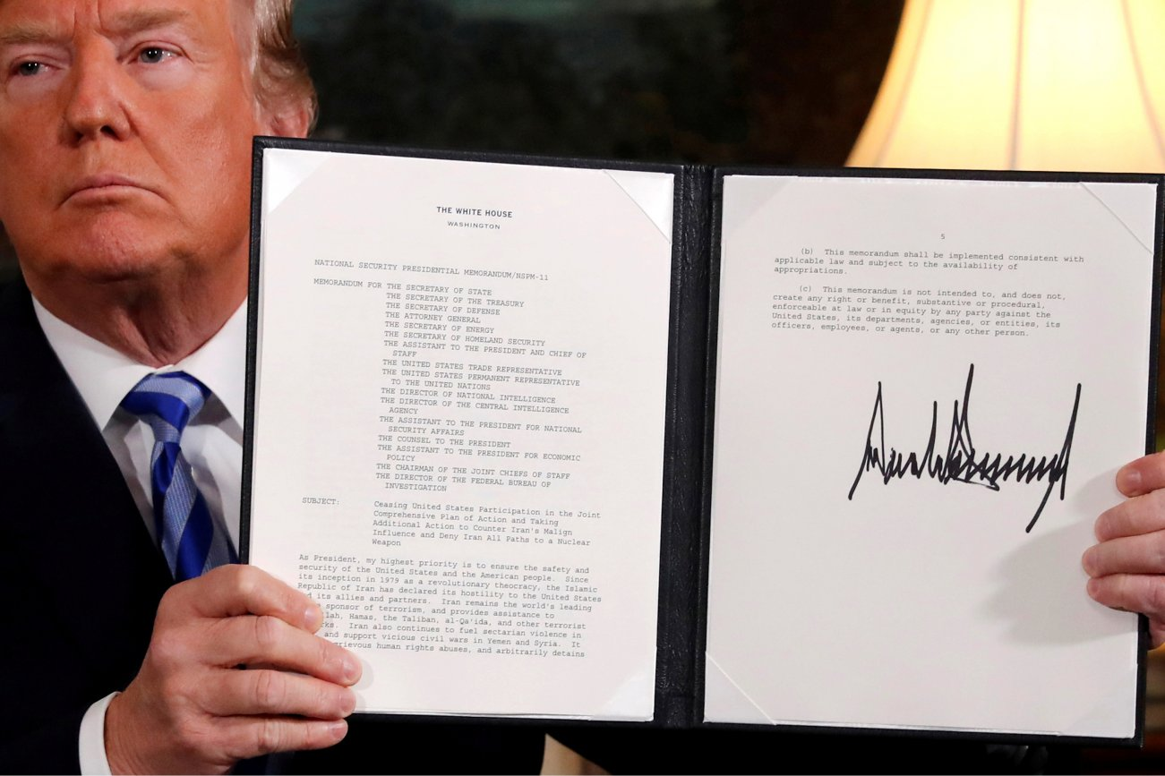 Donald Trump's Huge Policy Mistake in Iran