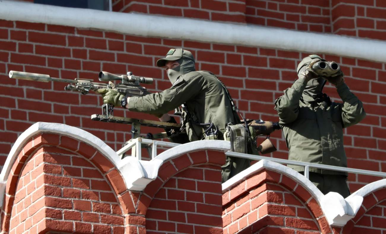 Body Armor Won't Save You From Russia's Deadly SVDK Sniper Rifle