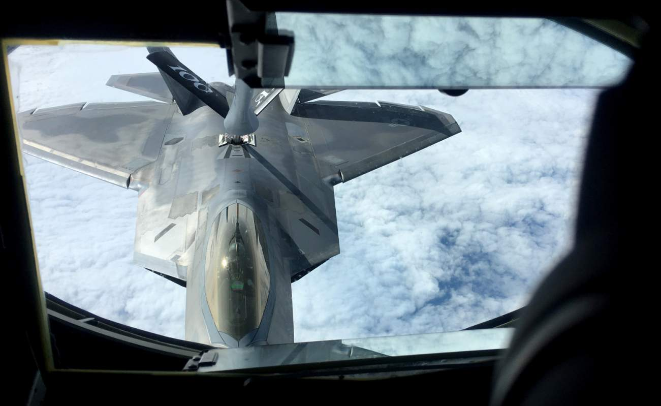 Air Force Pilot Spills the Beans: No Stealth Fighter Can Beat the F-35