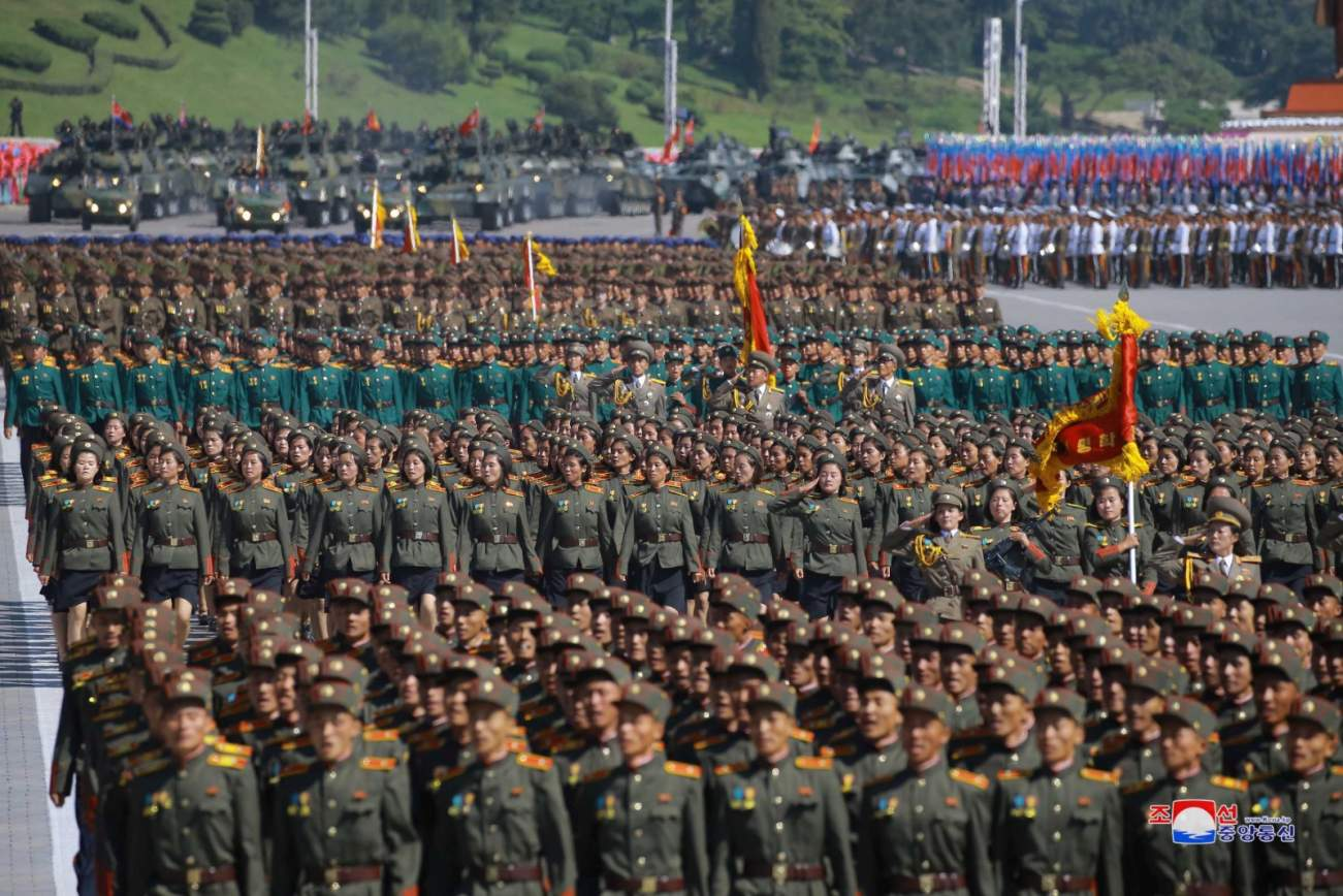 A Second Korean War Would Be Unlike Anything