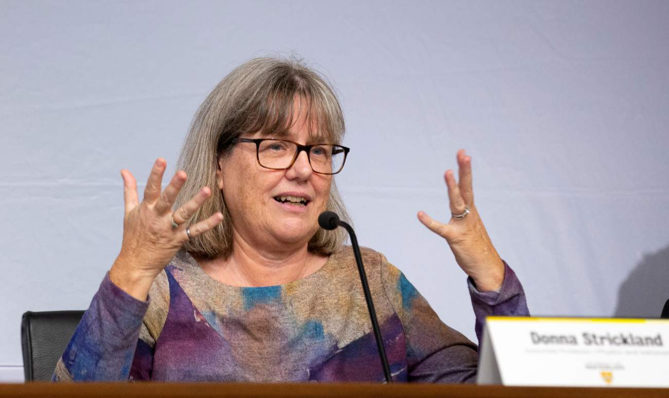 Why Did Donna Strickland Not Have a Wikipedia Page?