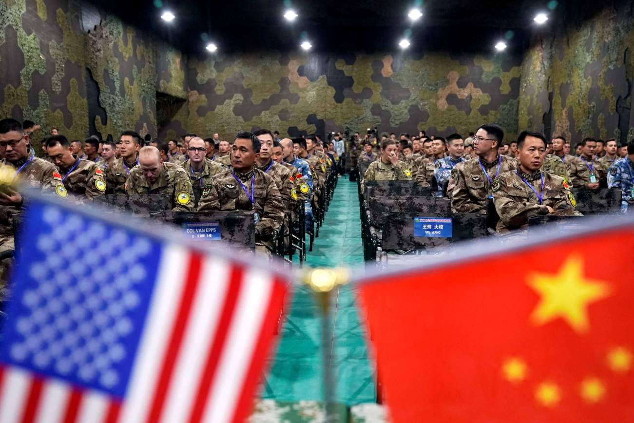 Henry M. Paulson, Jr.: The United States and China at a Crossroads