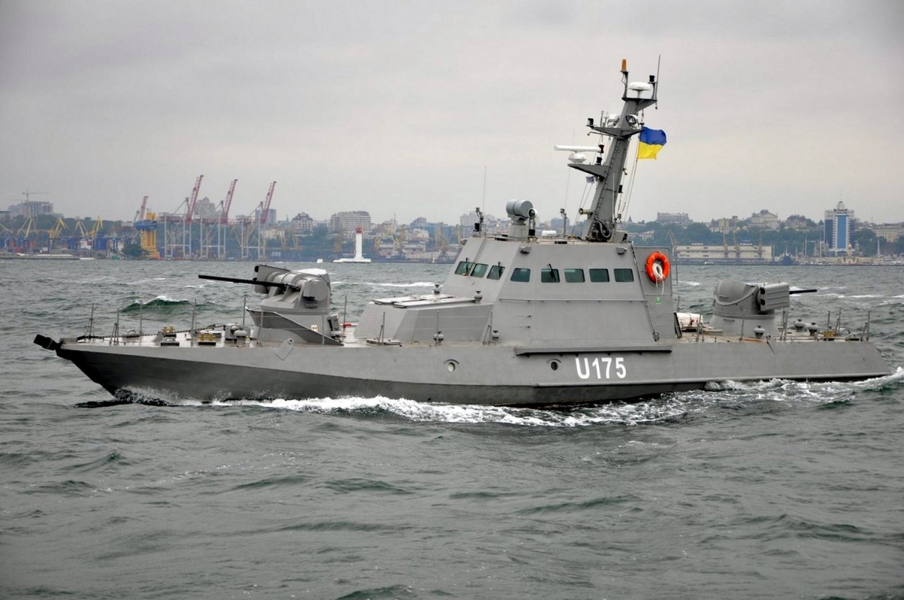 Meet Russia's New Weapon Against Ukraine: The Coast Guard