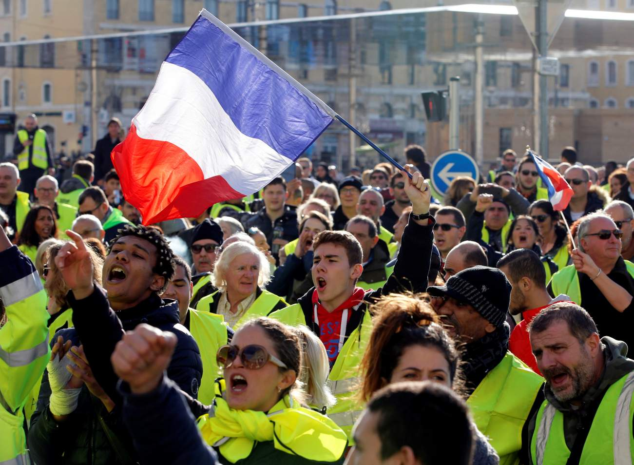 Image result for nationalist riots in france