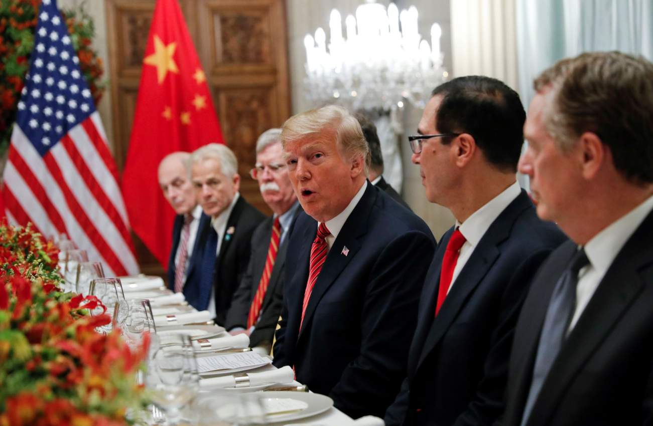 Trump Holds out Possible Extension on 90-day China Trade Truce
