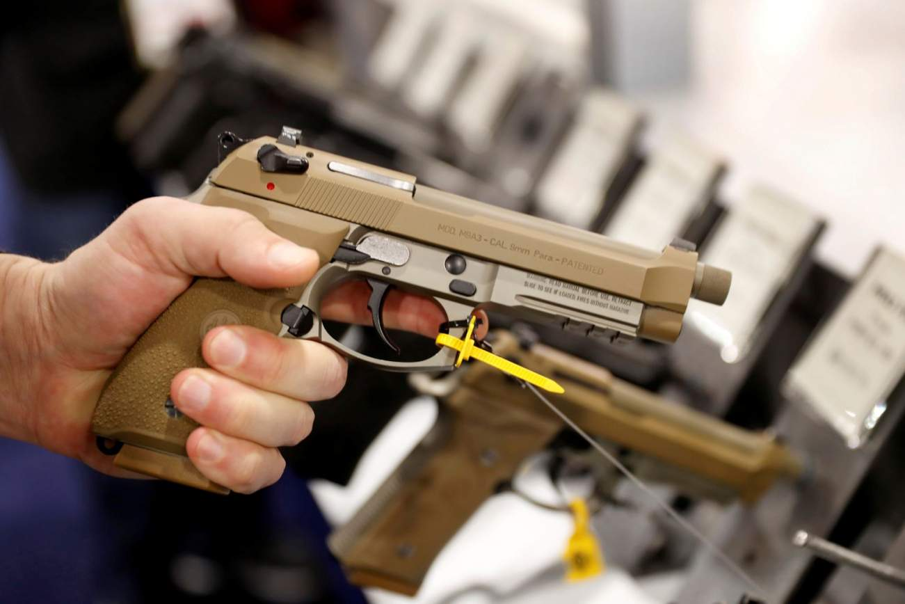 The Army Didn't Waste Its Time on the Beretta M9A3 Gun