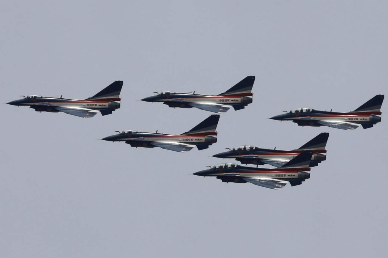 Did Israel 'Transfer' Military Technology to Help China Build the J-10 Fighter?