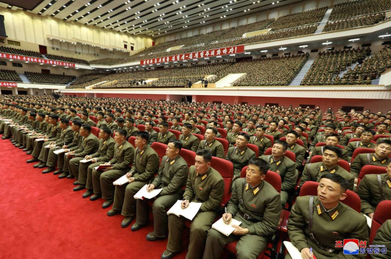 Could America's Army Hope To Win Against One Million North Koreans?
