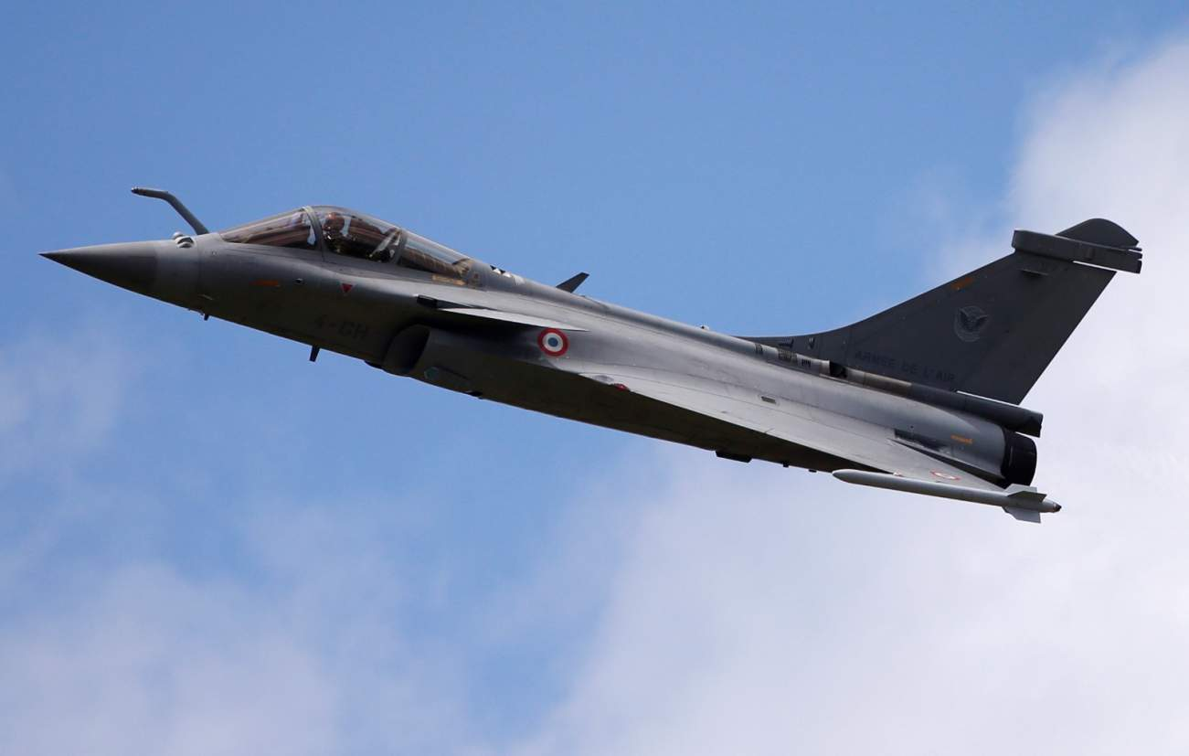 France's Dassault Rafale Is No F-35 Stealth Fighter