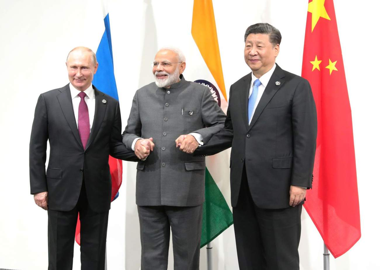 China and India: The Cold War No One Is Watching