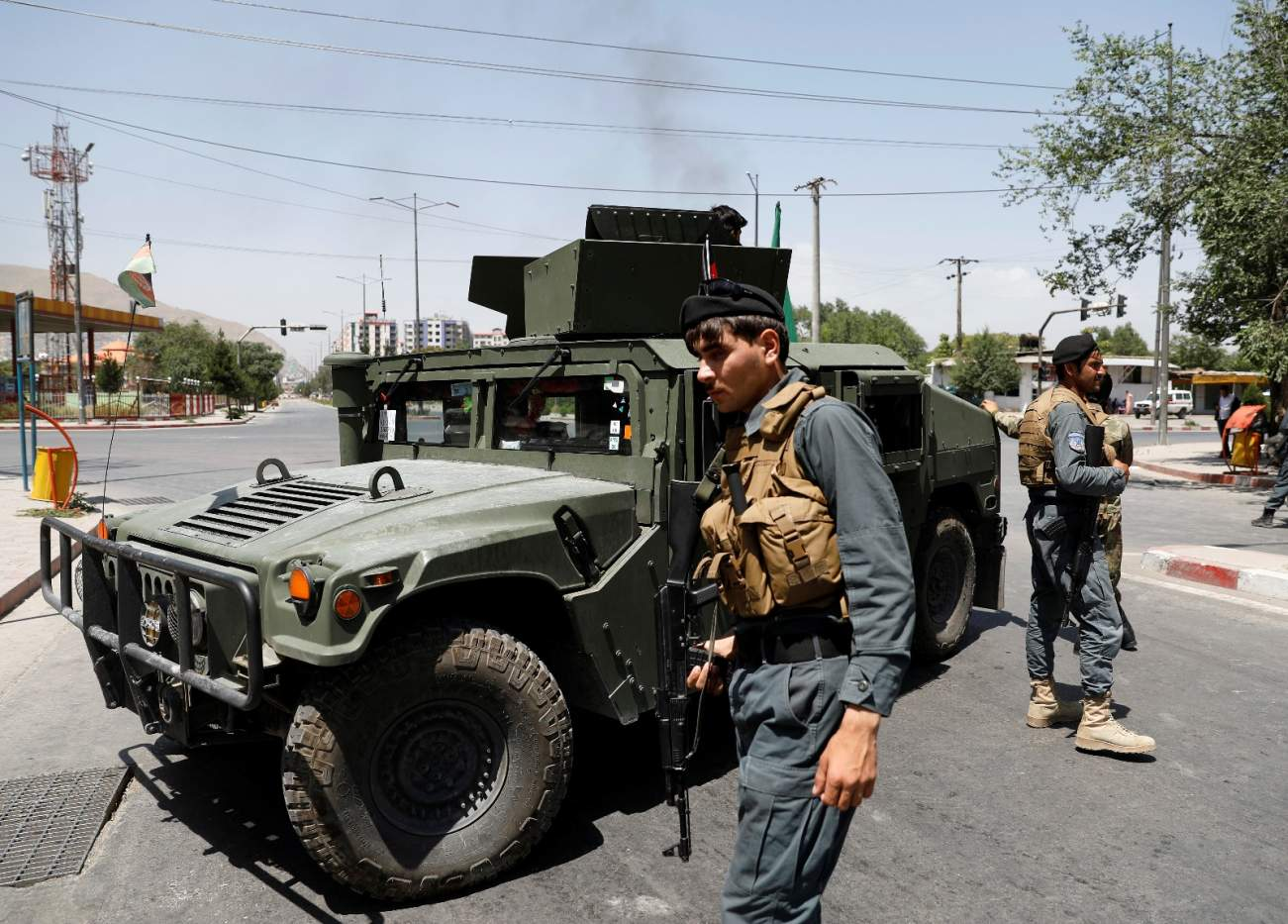 The Afghan Taliban's War Against ISIS is Just Beginning