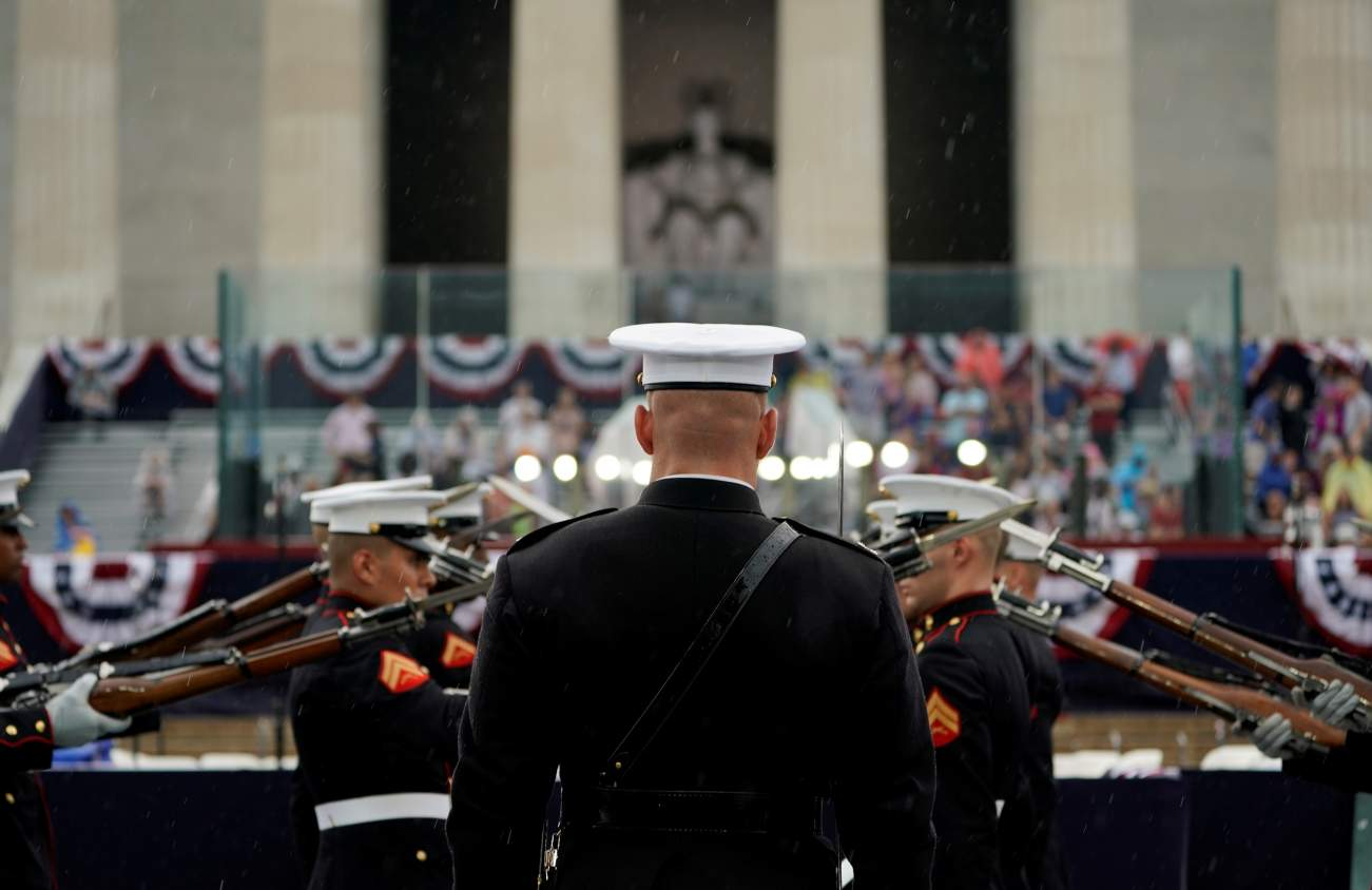 Americans Have Faith in the Military, But They Don't Understand It