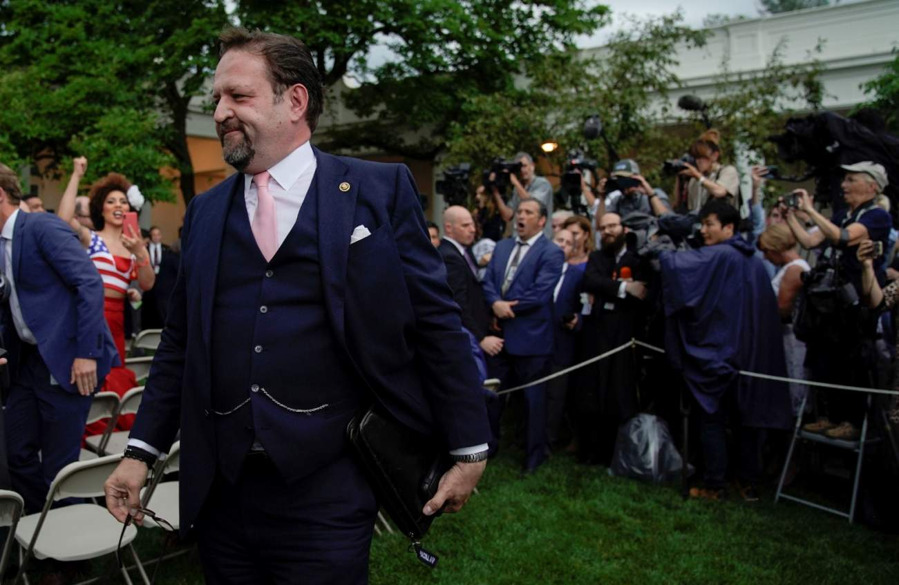 Judge: Give Back Press Pass to Reporter Who Fought Gorka