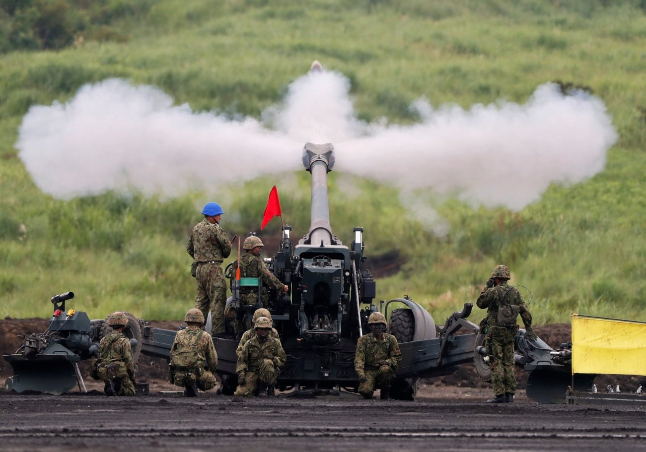 Forget North Korea: Imagine if Japan Built Nuclear Weapons...