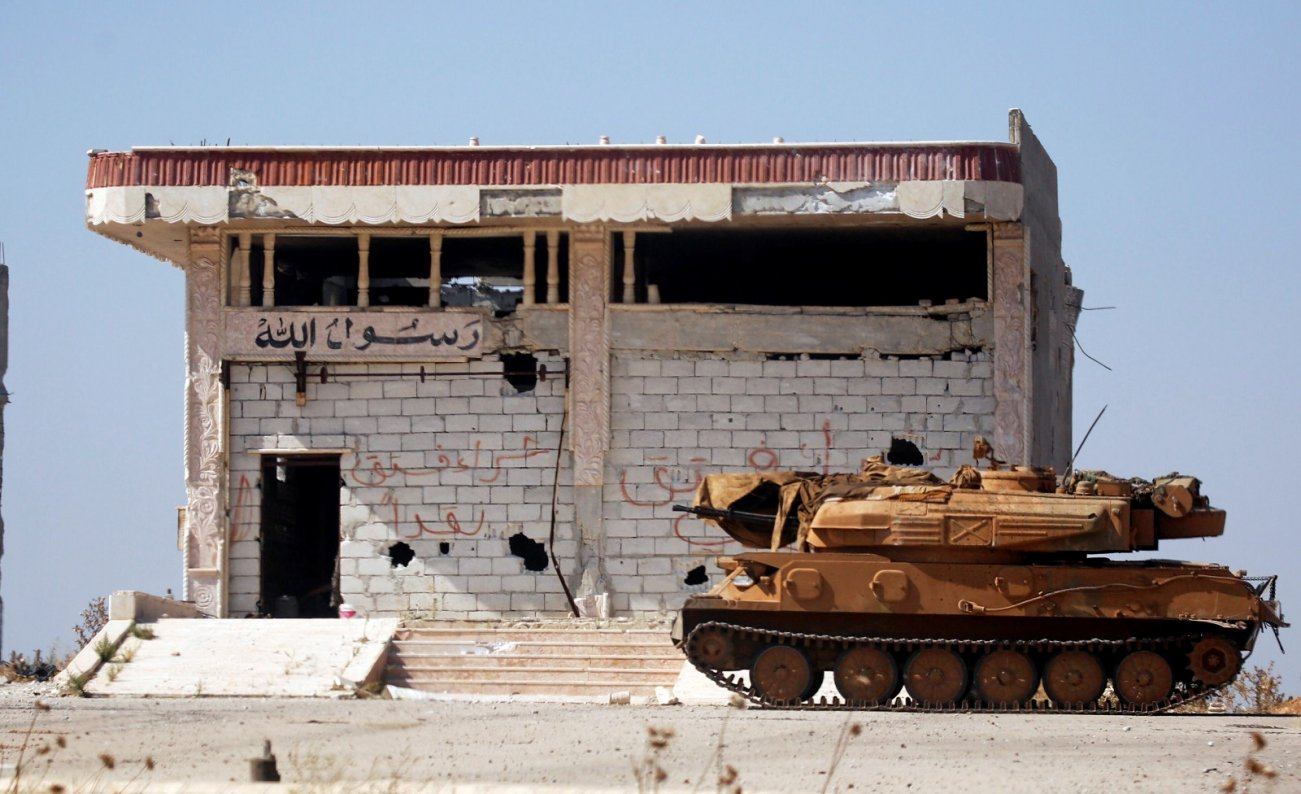 How did the Syrian Civil War Become a Proxy War?