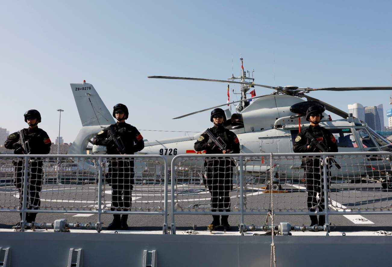 SAT: Attention China: The U.S. Navy's Railgun Is Fast Approaching